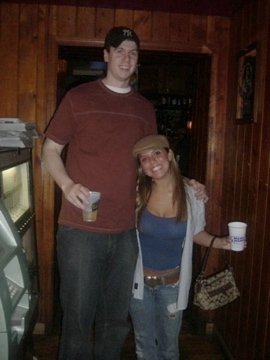 Tall Guy and Short Girl