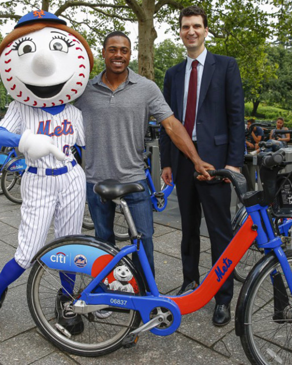 Summer Catch: DKC helps Citi Launch Mets-Wrapped Citi Bikes