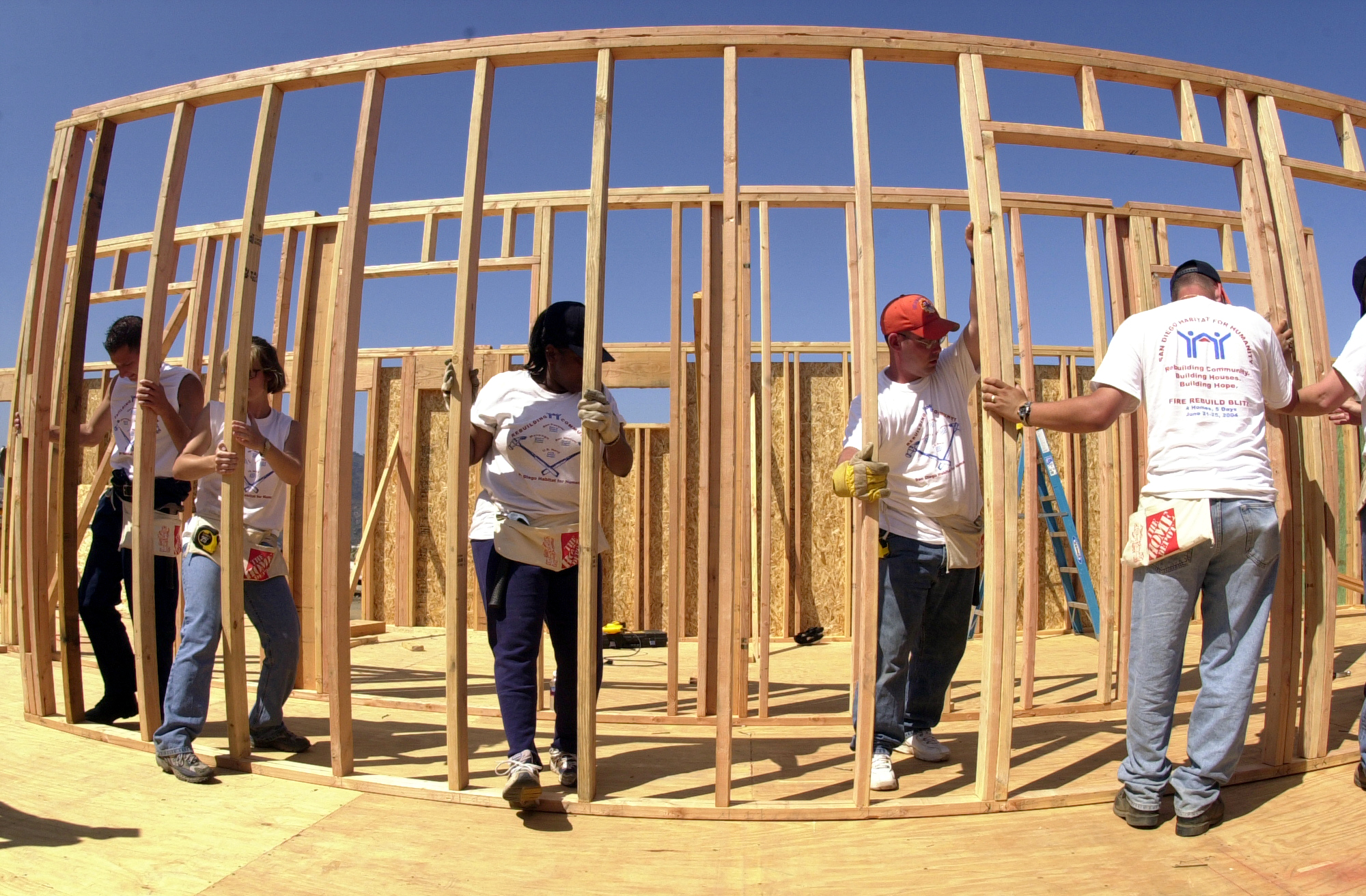 Non Profit That Builds Homes