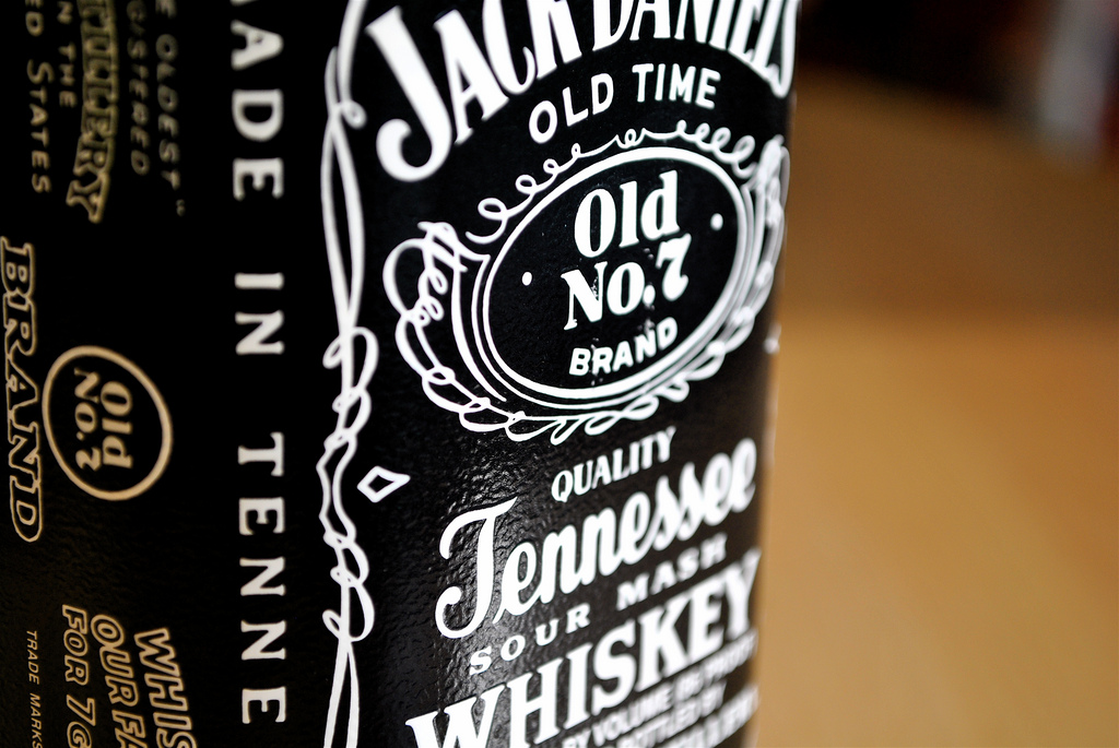 Throwback thursday the history of jack daniel s dkc for Photos jack daniels