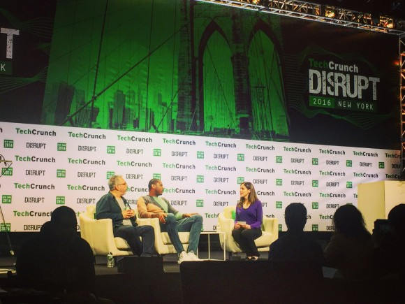 DKC Connect's Top Disrupt NY 2016 Moments